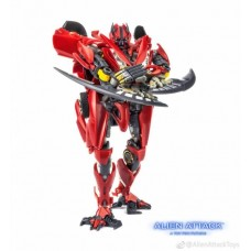 Alien Attack STF-01 Firage