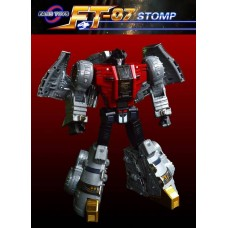 Fans Toys FT-07 Stomp - Iron Dibots No.4 ( 2nd Run )