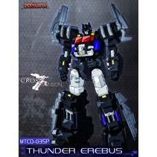 Maketoys Cross Dimension Series MTCD-03SP - Thunder Erebus