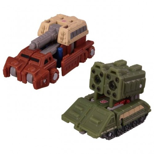 Transformers 2019 SIEGE: War for Cybertron - Micro Master