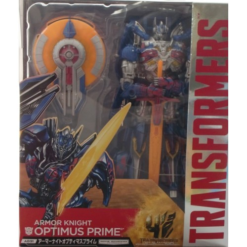 Takara Tomy Ad-31 Armor Knight Optimus Prime Ad-31 Armor Knight Optimus